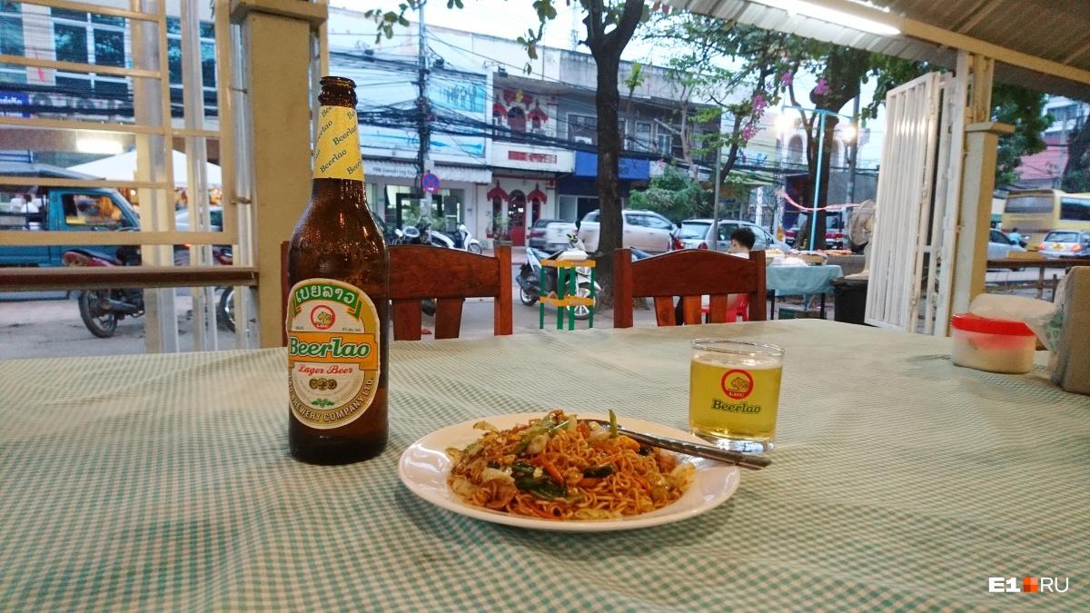 Бюджетный и сытный азиатский ужин