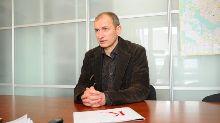 Директор «Салюта» Сергей Федяков уволился по собственному желанию