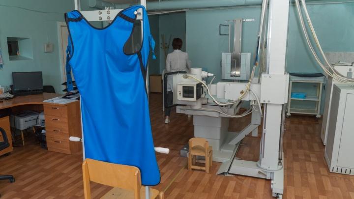 Пермяки жалуются на сломанные флюорографы в нескольких больницах
