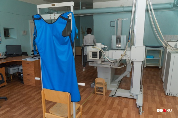 Из-за сломанных фюорографов пациенты не могут оперативно сделать снимок