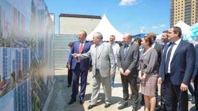 Финская строительная компания «ЮИТ» уйдет из Ростова
