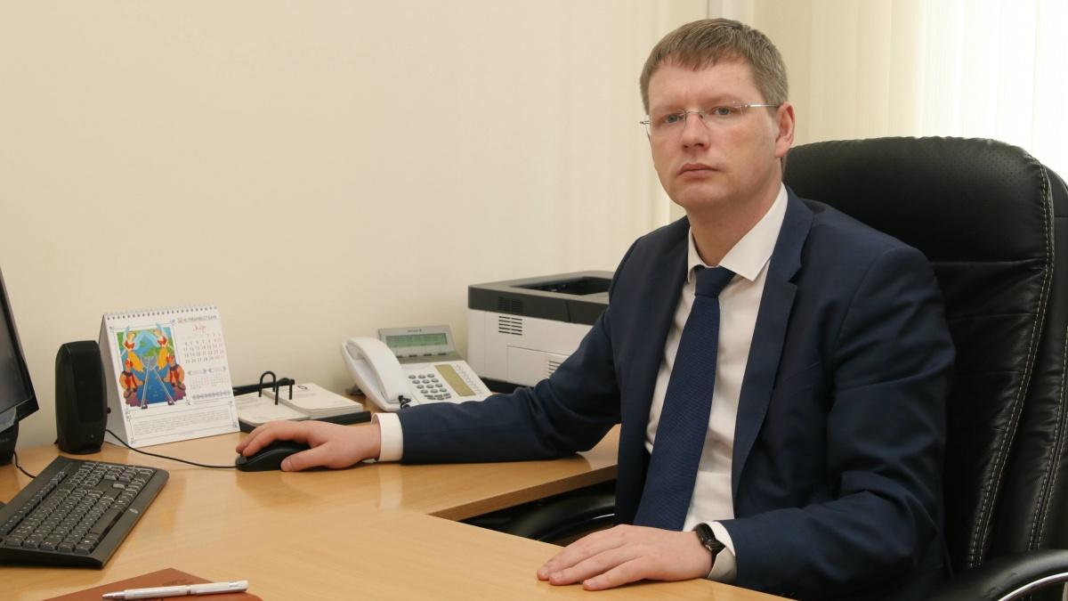 Начальник управления кредитования юридических лиц и ИП ПАО «Челябинвестбанк» Евгений Вертяховский