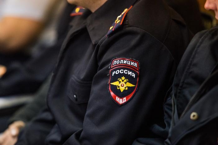 Сейчас школьница находится в отделе полиции Первомайского района