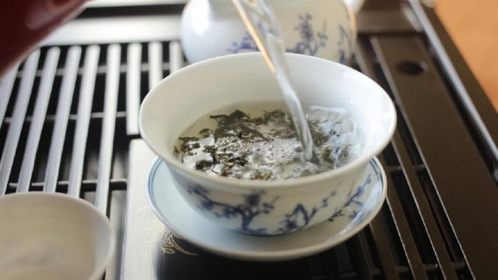 Какая весна на вкус: свежий зеленый чай появился в Новосибирске
