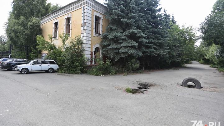 В Челябинске продали ещё полгектара бывшего танкового училища