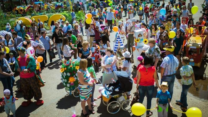В эту субботу в Уфе состоится юбилейный «Парад колясок»