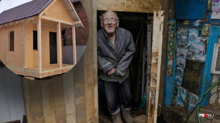 Год со дня смерти «ветерана из землянки»: что с домом, который строили для дедушки