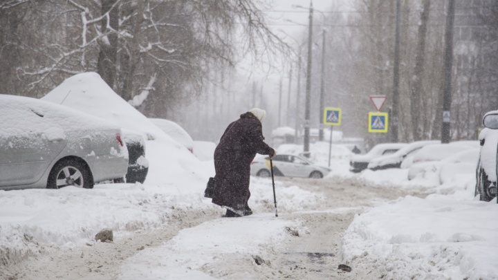 Архангельских коммунальщиков оштрафовали на 130 тысяч рублей за снежный коллапс