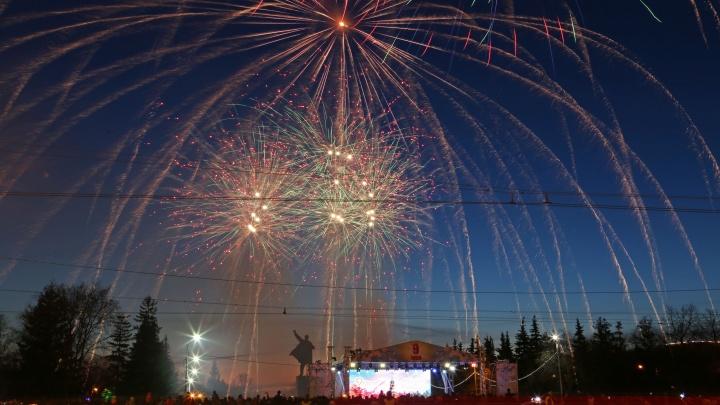 Без салюта никуда: когда и где в небо запустят фейерверки в честь Дня Победы в Уфе