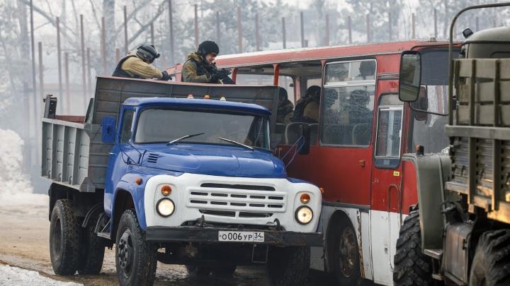 «Возможны ограничения передвижения»: в Волгограде проводятся антитеррористические учения