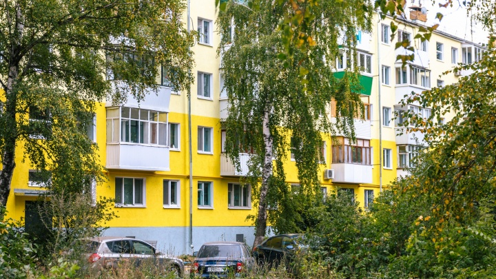 Плата за яркие фасады: самарский фонд капремонта планирует взять в кредит 20 миллионов рублей