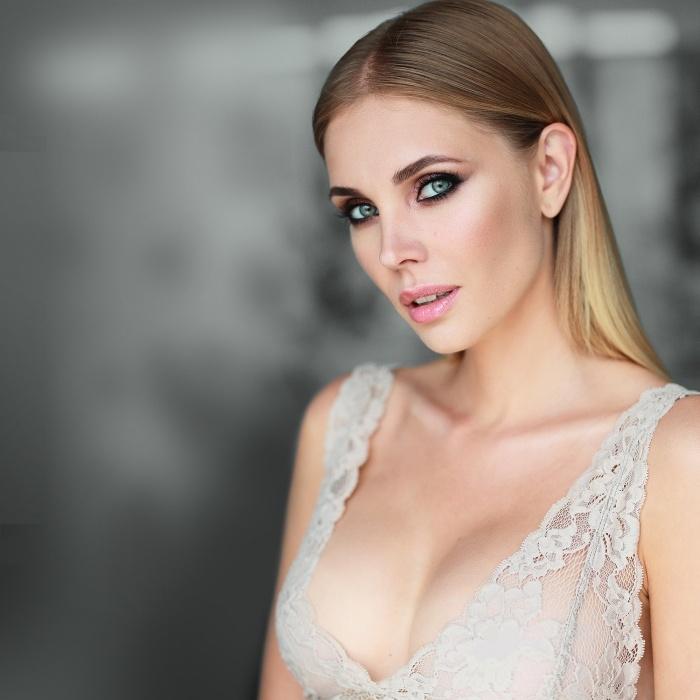 Фотограф Дмитрий Варламов Визажист Светлана Дунаева Модель Елизавета Львова