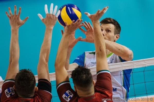 Игра проходила на площадке «Сибур-Арены» в Санкт-Петербурге