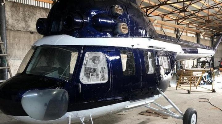 «Рухнул и сгорел»: пропавший в августе вертолет нашли местные на севере Красноярского края