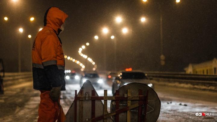 Дорогу «Подъезд к Оренбургу» в Самарской области открыли для легковушек