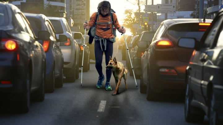 До чего дошли! Шесть историй о смельчаках, которые путешествуют без автомобиля