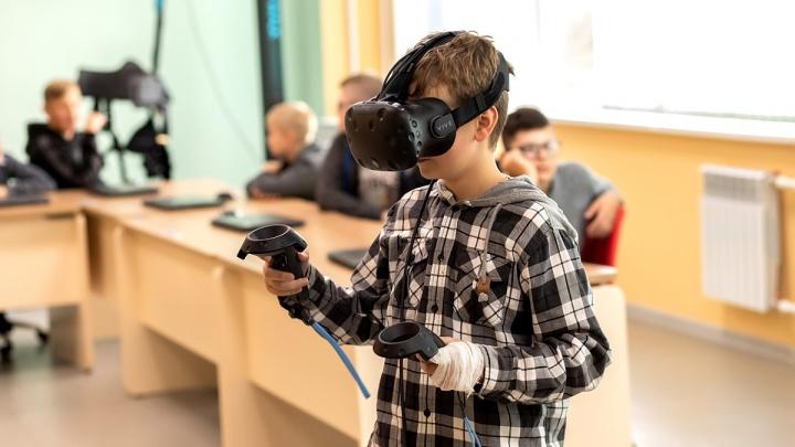 В Омске открывают детский технопарк за 73 миллиона — детей бесплатно будут учить люди из Сколково