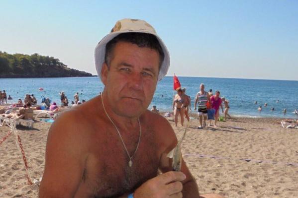 Николай Патрин пропал11 декабря — он уплыл по Оби на лодке вместе со знакомым