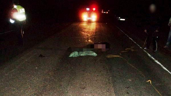 Неподалеку от Рикасихи насмерть сбили женщину