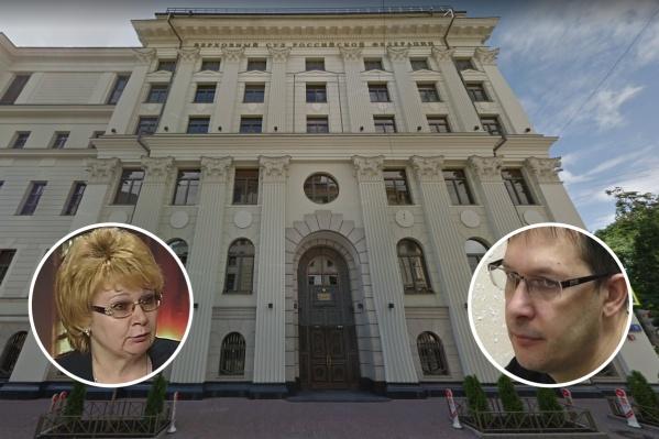 Вместе со Светланой Стыниной под уголовное дело попал Андрей Гудченко, который работал её заместителем