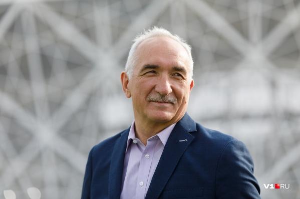 Рохуса Шоха призвали уйти от руководства волгоградским футболом