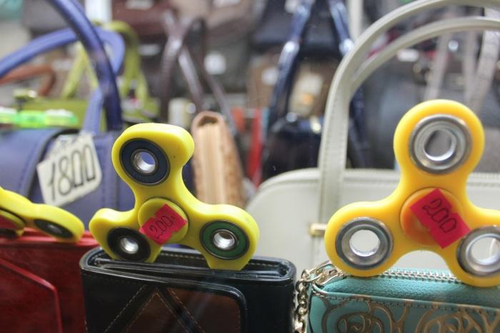 Остромодные игрушки появились в Новосибирске на этой неделе. Фото Стаса Соколова