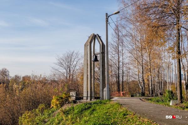 В Перми есть памятник жертвам политических репрессий — на Егошихинском кладбище. Сегодня возле него прошел митинг