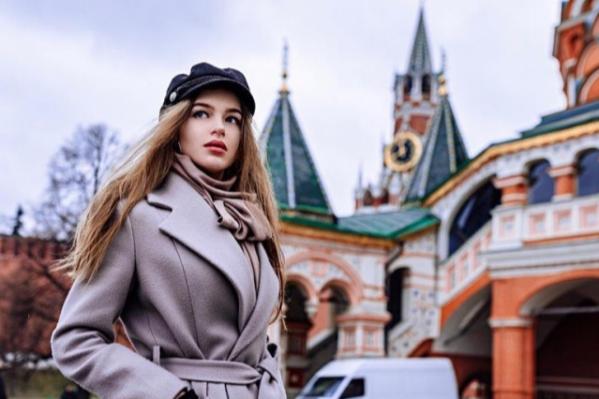 Россиянка в этом году завоевала титул «Мисс Россия»