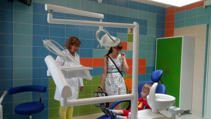 Задача по зубам: в Челябинске открыли стоматологию для 50 тысяч маленьких пациентов