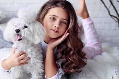 У Дарьи Крейс уже есть собака породы мальтезе, но она всегда мечтала о джек-рассел-терьере