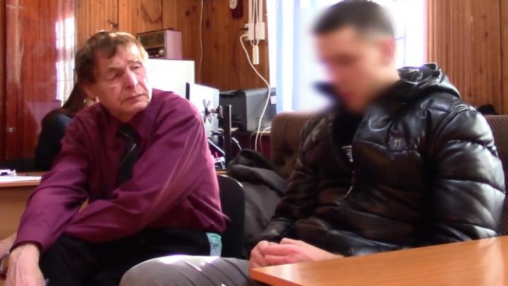 «Человек в белом» признался в поджоге трех автомобилей в Стерлитамаке