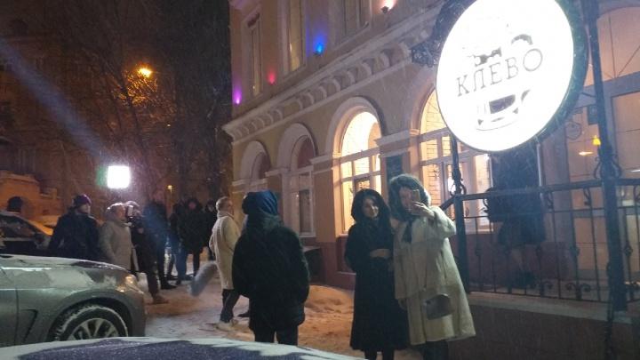 Закулисье «На ножах» в Нижнем Новгороде: Константину Ивлеву не полюбилась «Рыжая Сара»