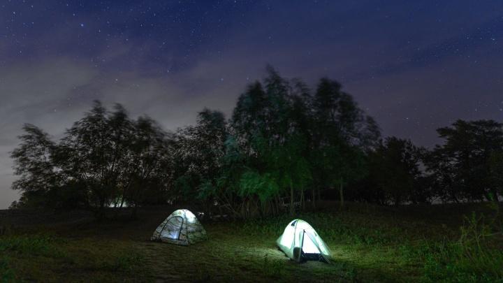 «Браконьеры спасались бегством»: фотограф V1.RU показал кадры уходящего волгоградского лета