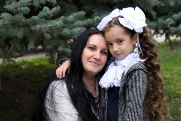 Женщина одна воспитывает ребенка-инвалида