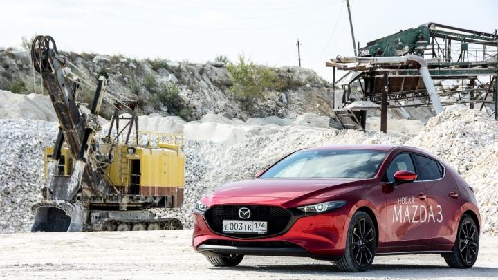 Лайк не глядя: как новая Mazda 3 едет после отказа от независимой подвески
