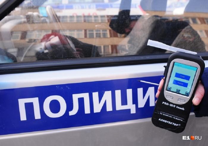 84 водителя из задержанных 350 отказались от медицинского освидетельствования