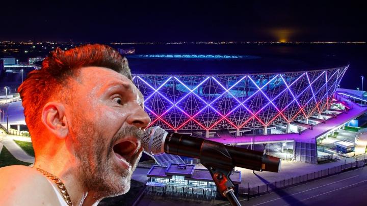 Шнуру ищут 200 охранников для концерта на «Волгоград Арене»
