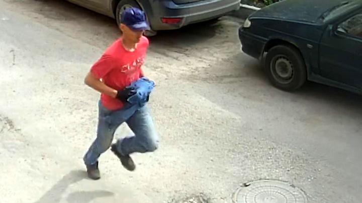 Следователи обнародовали видео с моментом заказного убийства
