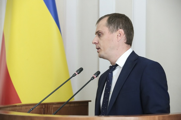Андрей Майер рассказал о тарифах на капремонт на Дону