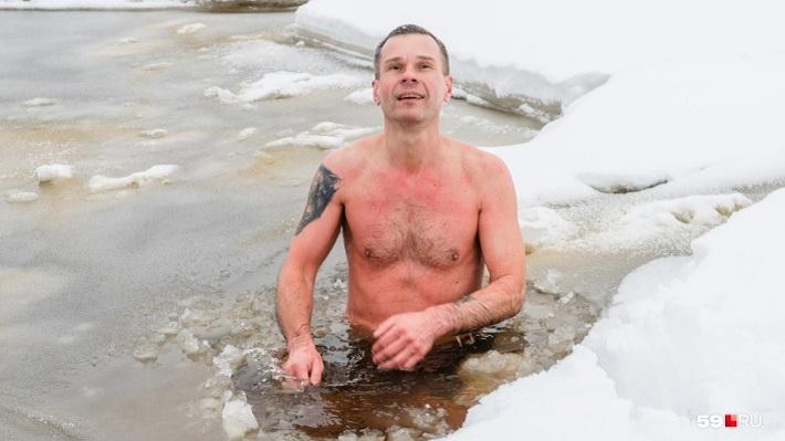В Пермь вернется Повелитель холода. Он готовится провести ночь в деревянном саркофаге под землей
