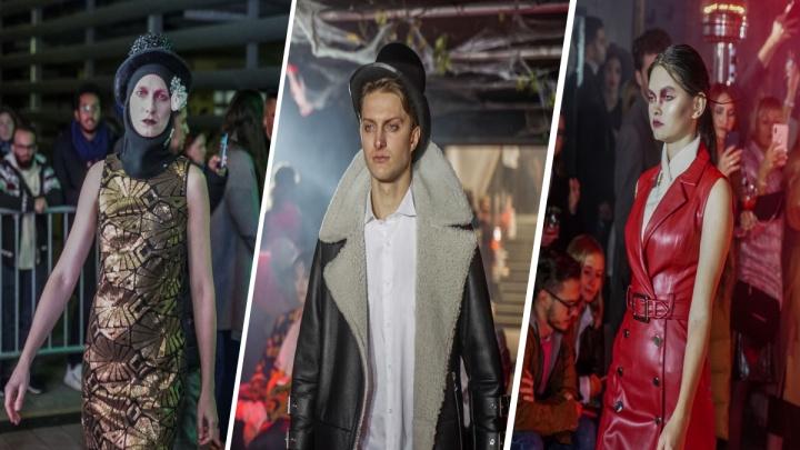 А вы хотите так выглядеть? В «Гринвиче» устроили модный показ одежды, которую может купить любой