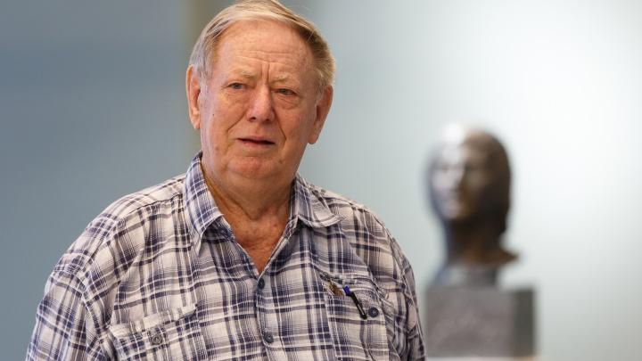 В Волгограде умер известный на всю страну скульптор Виктор Фетисов