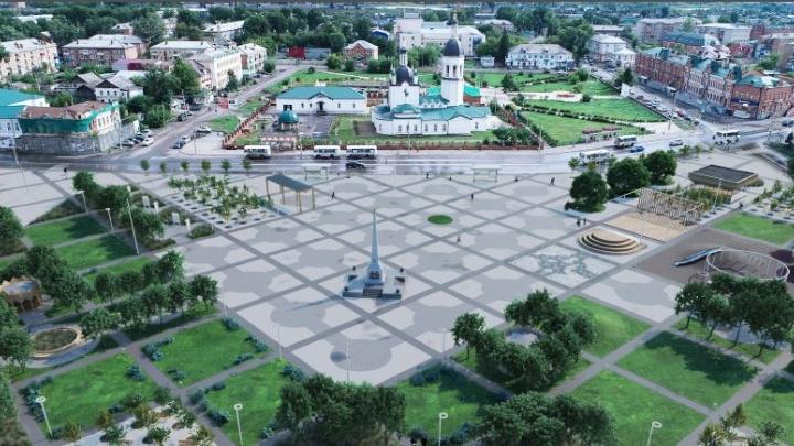 Шесть городов края претендуют на федеральные миллионы для строительства парков