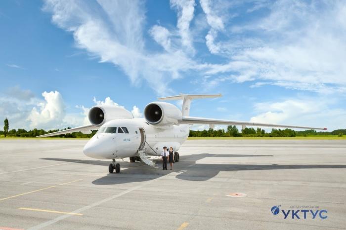 У этого самолета вместимость 14 человек