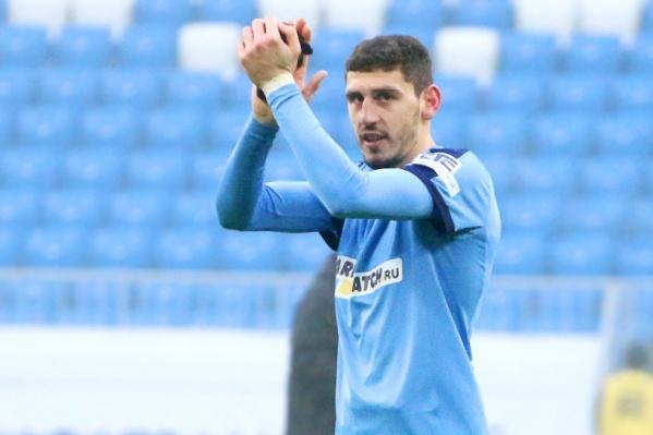 Рохель отыграл с самарскими футболистами 18 матчей