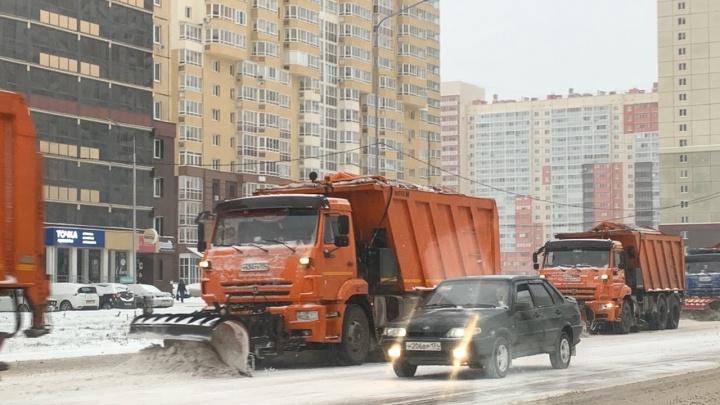 «Челябинск так дальше убираться не должен»: Наталья Котова оценила работу дорожников в снегопад