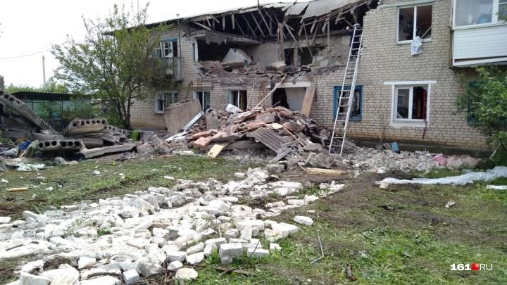 Семьям погибших во время взрыва бытового газа в Каменском районе выплатят по миллиону рублей