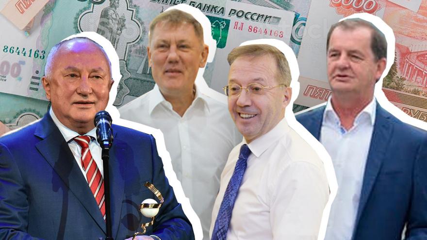 Как рублёвые миллиардеры зарабатывают на Свердловской области: доходы четырёх местных олигархов