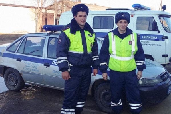 Николай Серебренников и Грима Акопян задержали водителя без прав и магазинных воров