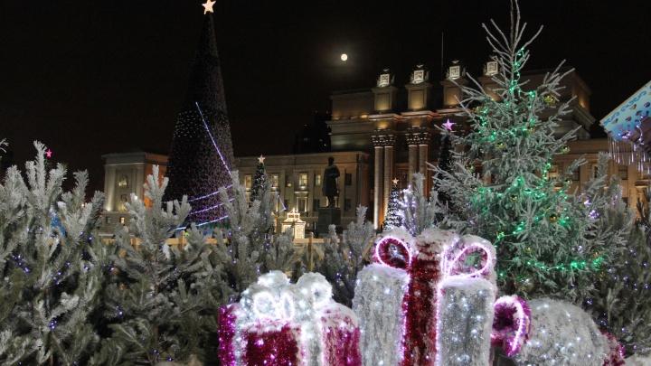 Синоптики рассказали, какая погода будет в Самарской области в новогоднюю ночь